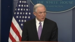 Sessions: Sanctuary Policies 'Make Cities, States Less Safe'