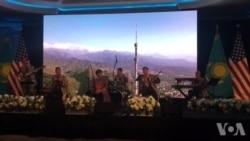 Kazakh music in Washington/Qozoq musiqasi