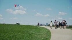 5K (Lima Kilometer):Taman Jadi Tempat Wisata Favorit pada Masa Pandemi