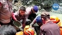 Indonesia: Sập hầm vàng, ít nhất 6 người chết