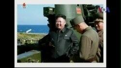 Bắc Triều Tiên lại bắn thêm phi đạn
