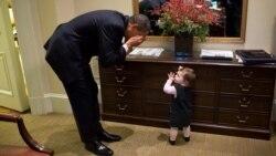 په سپینه ماڼۍ کې د اوباما کمکي میلمانه