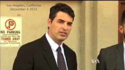 Attorney for San Bernardino Shooters' Family Holds Press Conference