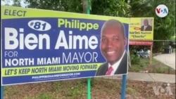 Eleksyon Kominal nan Vil North Miami; Philippe Bien Aime Pran yon Lòt Manda