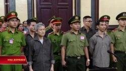 Thêm 5 người bị tù về tội danh 'lật đổ chính quyền'