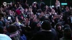 В Иране на выходных прошли антиправительственные протесты