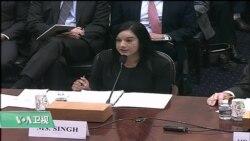 VOA连线(李逸华):美国会召开听证讨论制裁政策,议员关注新疆人权危机