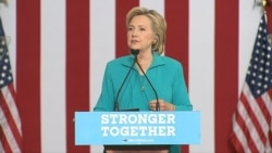 Clinton: Donald Trump's latest 'paranoid fever dream' is about my health