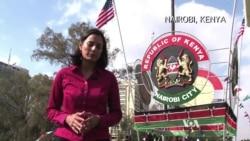 On The Scene: Kenya Prepares for Obama Arrival