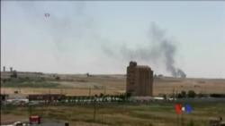 2015-07-26 美國之音視頻新聞:土耳其空襲伊斯蘭國組織和庫爾德工人黨