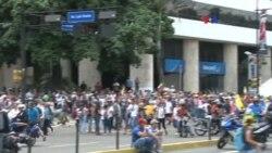 Venezuela: Leopoldo López no negociará con el gobierno