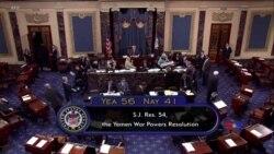 2018-12-17 美國之音視頻新聞: 沙特反駁美國參院對卡舒吉案的決議