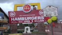 Shifting Consumer Tastes Change Fast Food Industry