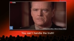 English @ the Movies: You can't handle the truth