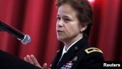 بریگیڈیئر جنرل ڈائنا ہالینڈ