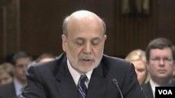 Ông Ben Bernanke, chủ tịch FED.
