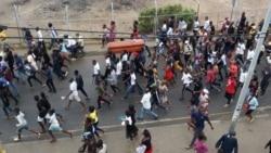 Autoridades angolanas mantêm silêncio sobre morte de estudante - 1:05