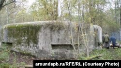 There are about 230 bunkers dotted across Russia's Karelia, but it remains unknown how many of them are irradiated.