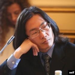 中央研究院歐美研究所研究員吳建輝(照片提供: 吳建輝)