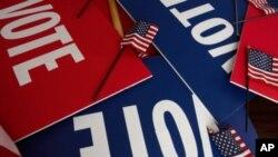 'آیئے ووٹ ڈالیے'عرب امریکی ووٹروں کا نعرہ