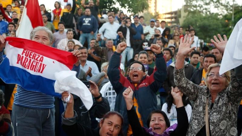 Paraguayan Lawmakers Reject Presidential Re-election Amendment