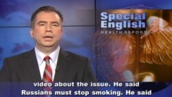 Reducing Smoking in Russia
