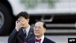 Trưởng Đặc khu Hành chính Hong Kong Tăng Ấm Quyền