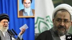 اشتراک مجدد احمدی نژاد در مذاکرات کابینه ایران