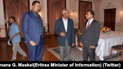 OLF and Gov't reconcilation agreement in asmara