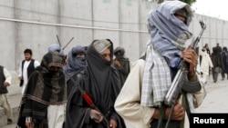 塔利班武装人员