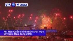 Olympic Mùa Đông khai diễn tại Hàn Quốc