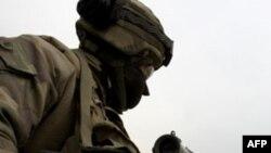 Французький солдат в Афганістані