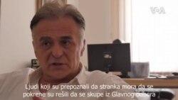 Branislav Lečić o situaciji u Demokratskoj stranci