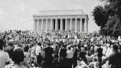Historic 1963 March On Washington Remembered