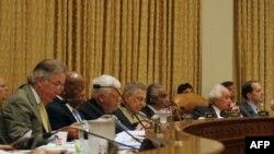 联邦众议院筹款委员会开听证会