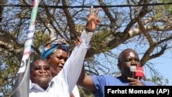 """Ossufo Momade denuncia a """"a maior fraude do país"""""""