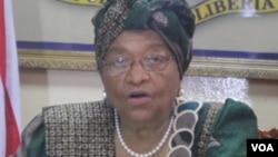 Shugabar Liberiya Sirleaf