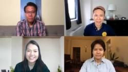 คุยข่าวกับ VOA Thai from home ประจำวันศุกร์ที่ 19 มิถุนายน 2563