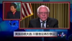 小夏看美国: 美国总统大选,川普言论再引争议