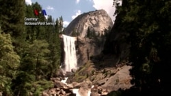 100 Tahun Taman Nasional Amerika
