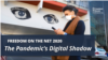 Freedom House отмечает падение уровня свободы интернета на фоне пандемии