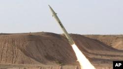 Washington et Tel-Aviv avaient protesté contre cette vente d'armes à l'Iran