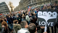 France Divided Over Gay Marriage