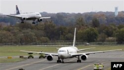 SHBA, hetime lidhur me pako të dyshimta në dy aeroporte