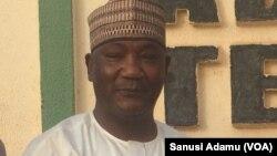 Babban Editan Muryar Amurka, Alhaji Aliyu Mustapha Na Sokoto
