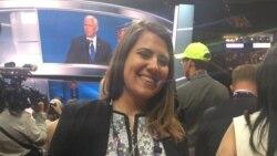 Jessica Fernández dialoga sobre los jóvenes republicanos