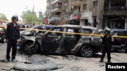 지난 2015년 6월 이집트 수도 카이로에서 바라카트 검찰총장이 폭탄 공격을 받아 숨졌다.