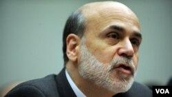 Ketua Bank Sentral AS, Ben Bernanke