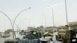 ຄວາມຮຸນແຮງ ໃນເມືອງ Mosul, Iraq