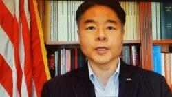 近百名國會議員呼籲就司法部針對亞裔的種族定性進行調查